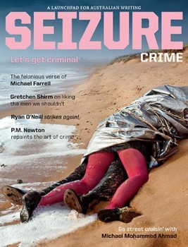 Seizure crime