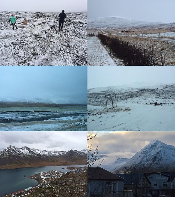 EB Iceland collage