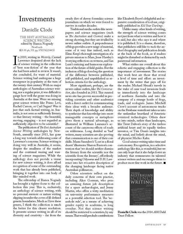 Clode review (2)