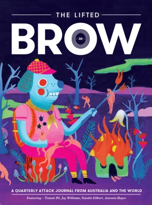The-Lifted-Brow-Issue-30-Cover